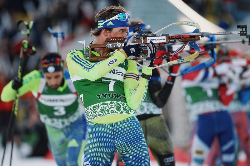 Спортивный праздник на «Геологе» завершился эстафетами лыжников и биатлонистов 3