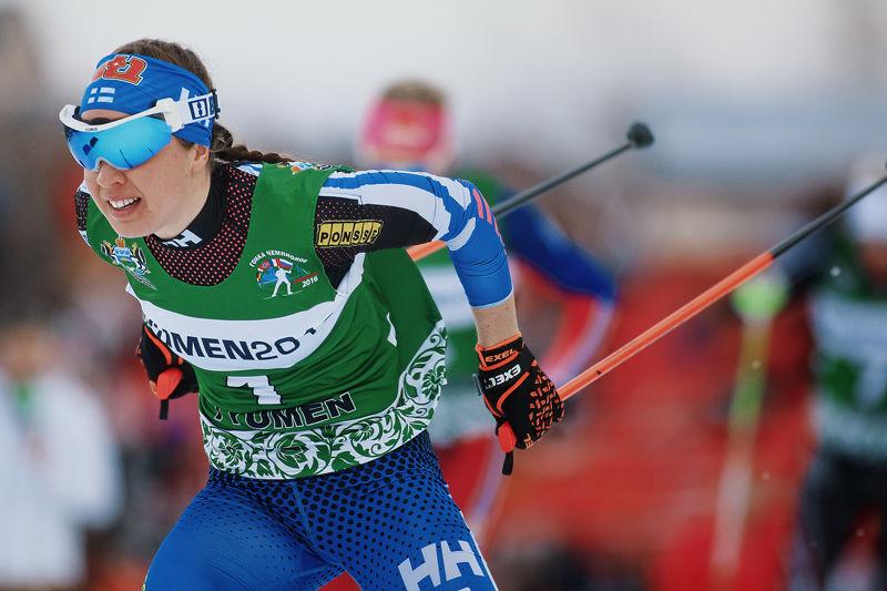 Спортивный праздник на «Геологе» завершился эстафетами лыжников и биатлонистов 2